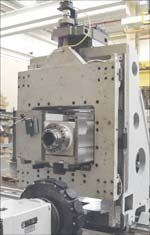 The Three-Axis Unit in Zone 2