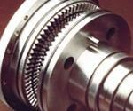 Three-piece face gear indexer