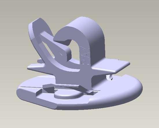 Ticona Hostaform acetal for Daimler automotive interior components.