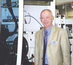 Tom Broe, Torno's U.S. multi-spindle products manager