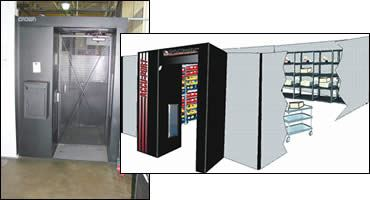 Tool crib inventory management system