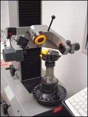 Tool inspection capability