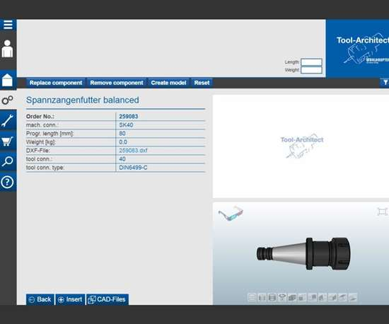 Tool-Architect screenshot