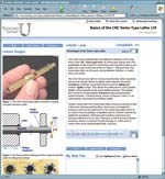 Tooling U Course Page