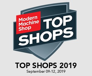 Modern Machine Shop Top Shops 2019