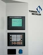 Tornos CNC Permits Off-Line Programming
