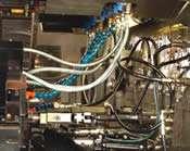Tornos MultiDECO Machine Interior