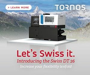 Tornos Swiss DT 26