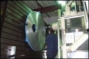 Toshiba boring mill