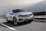 VW Puts a V8 Diesel in Flagship Touareg