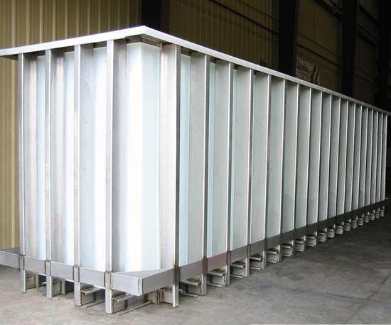 Tri-Mer Process Tanks