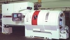Tri-Turn 383 CNC three-spindle screw machine