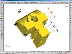 Tru-Dimensions system