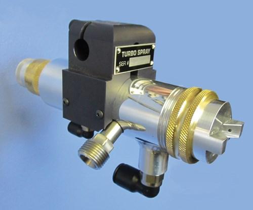 300MAR analog recirculating automatic gun