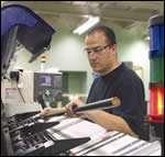 Turning cell operator Al Valdorinos