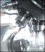 Turret Head On IMASFlex Transfer Machine