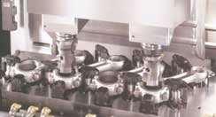 Twin-spindle machine