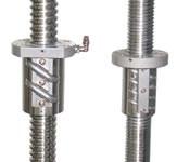 Two types of ballscrews