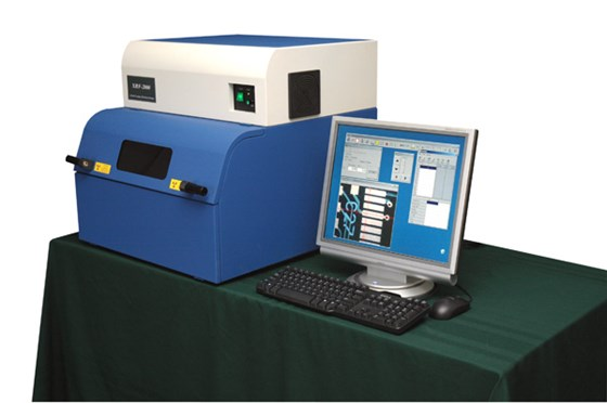 X-Ray System for Plating Measurement