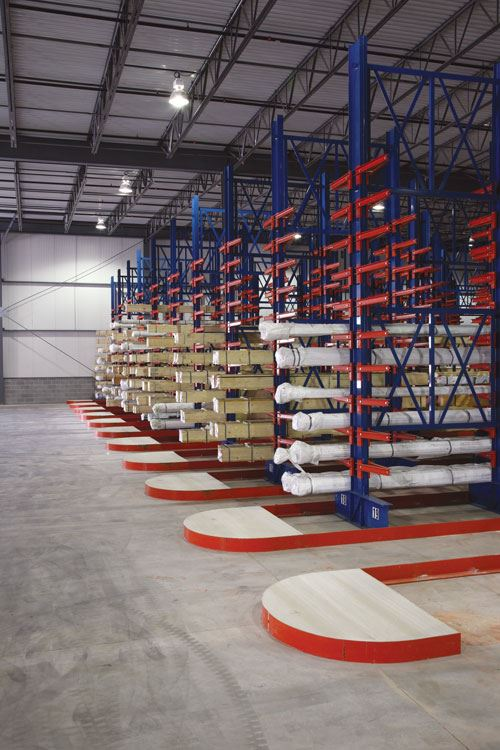 Schmolz+Bickenbach plant inventory