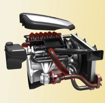 Ultramid Endure nylon 66 from BASF for automotive engines