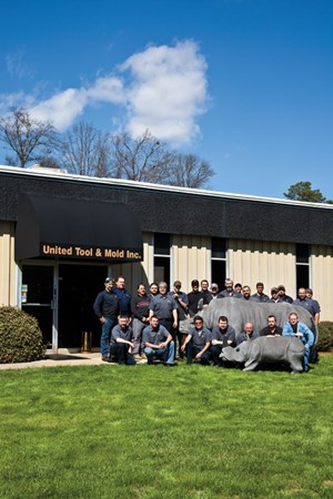 United Tool & Mold Inc