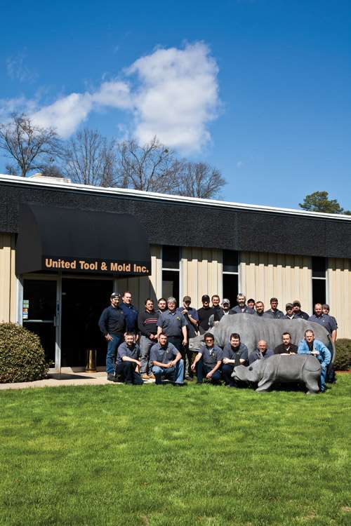 United Tool & Mold Inc