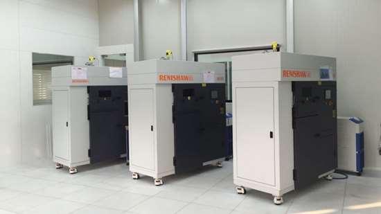 Renishaw AM machines in Pune, India