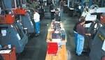 Utilization of high speed machining centers