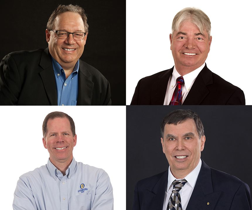 Tony Revier, president of Uyemura USA, has announced several important changes to the company's executive management team.