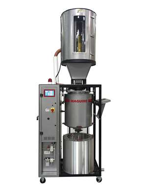 Maguire VBD 300 vacuum drying line