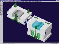 VISI-CAD mold design package
