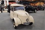 Peugeot EV: 78 Years Ago