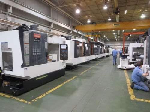 VCM final assembly line