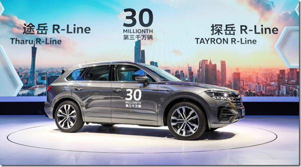 China is an Important Market for VW image