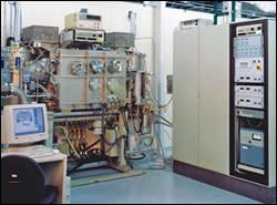 Vacuum-chamber deposition system