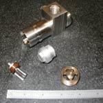 Various fuel control components