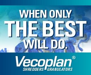 Vecoplan Shredders Granulators