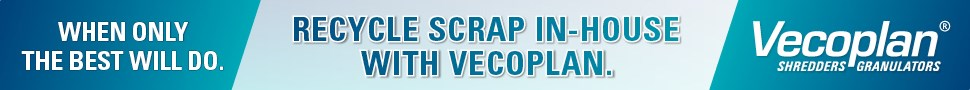 Vecoplan Shredders Granulators