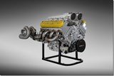 Hennessey Engine: For Those Who Like Fast Metal
