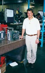 Vice President Tim Holland