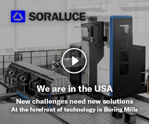 Soraluce Machining Solutions for Large Workpieces