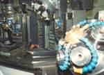 View of a machining module