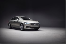 Volvo S90 Ambience: See, Smell and Hear
