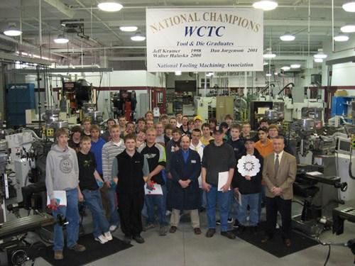 WCTC students