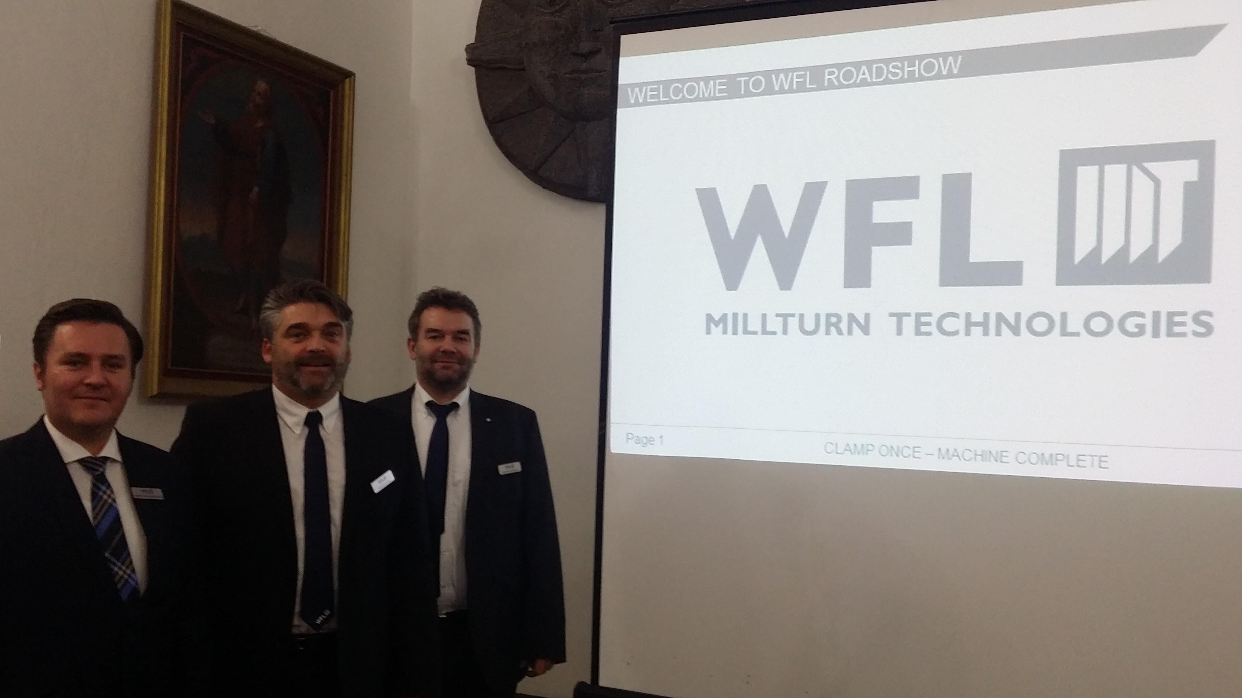 WFL realiza evento en Queretaro