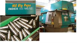 WST's highest volumes are reserved for its stable of multi-spindle machines