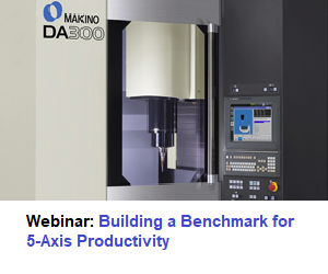 Webinar: Building a New Benchmark for 5-Axis Productivity