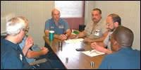 Weekly Planning Meeting