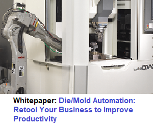 Whitepaper: Die/Mold Automation